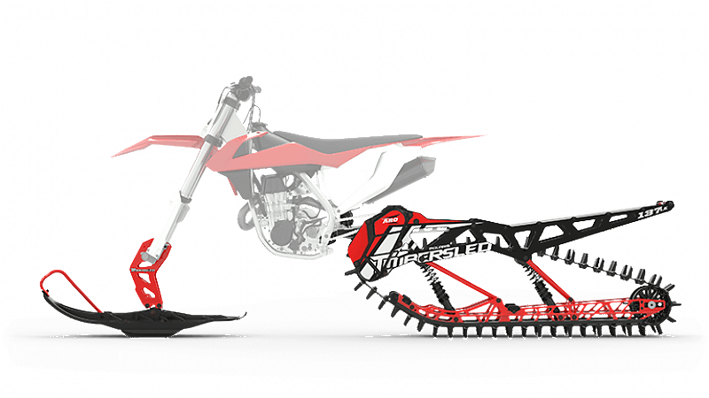 Timbersled ARO 137 LE RED