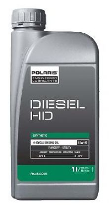 Polaris Diesel Engine Oil 1L (12) 502086