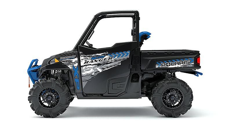 Мотовездеход RANGER XP 1000 EPS High Lifter