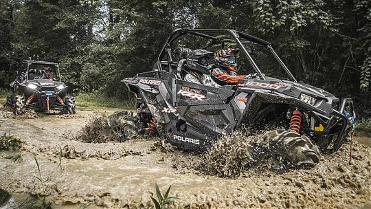 Мотовездеход RZR XP 1000 EPS HIGH LIFTER EDITION фото