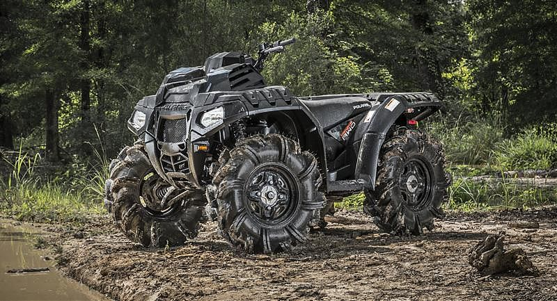 Квадроцикл Sportsman 850 High Lifter