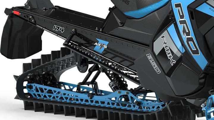 ПОДНОЖКИ POWDERTRAC® XT